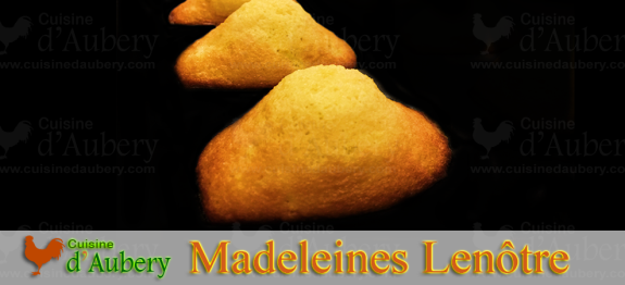 La madeleine de Lenôtre, ou comment un plaisir simple atteint la perfection de Lenôtre