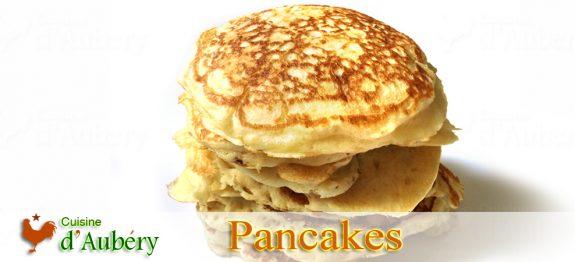 Les Pancakes Américains super moelleux et méga aériens