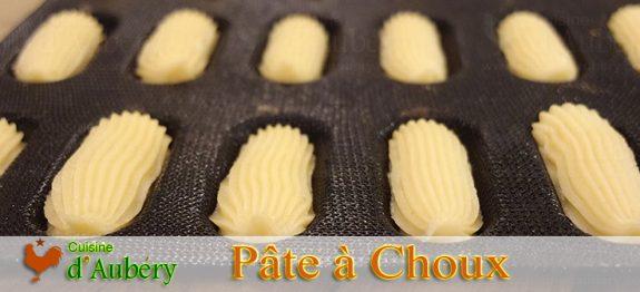 Recette de la Pâte à Choux (recette de MOFs)