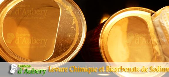 Quelle est la différence entre la levure chimique et le bicarbonate de soude