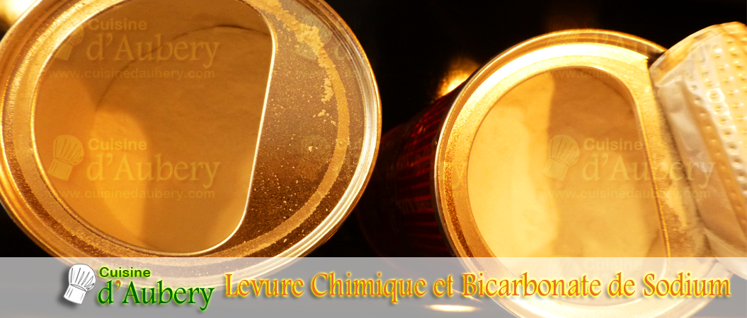 Quelle est la diff rence entre la levure chimique et le - Difference entre cristaux de soude et bicarbonate de soude ...