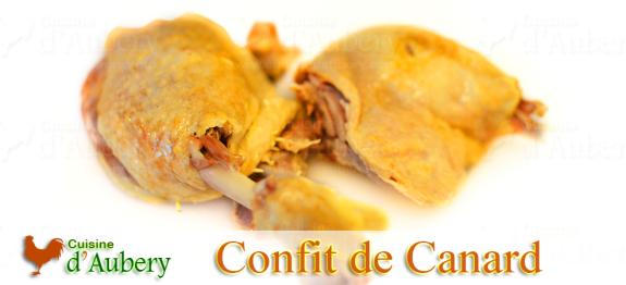 Le Confit de Canard (une tuerie !)