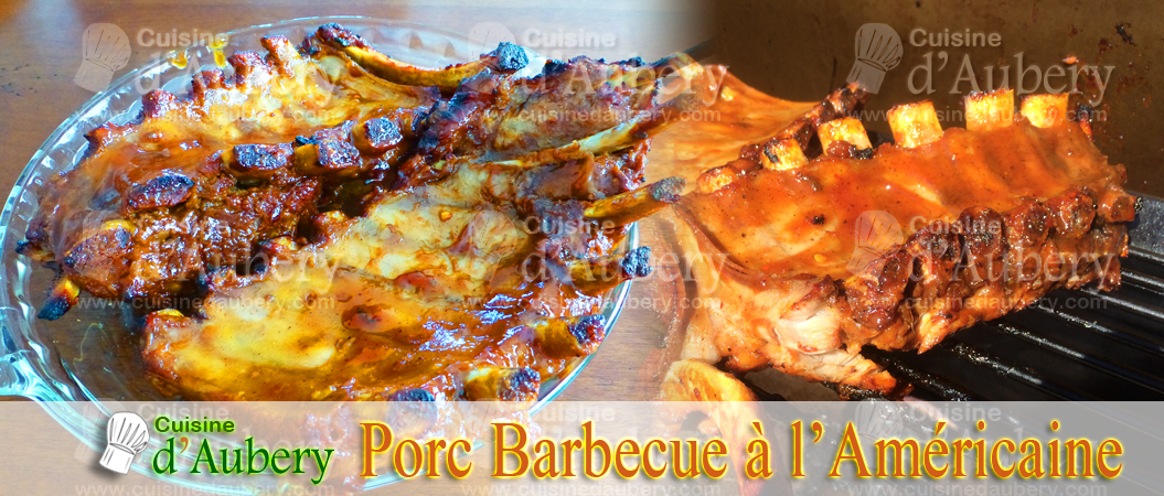 Recette Du Porc Barbecue L Am Ricaine Bbq Pork Ribs