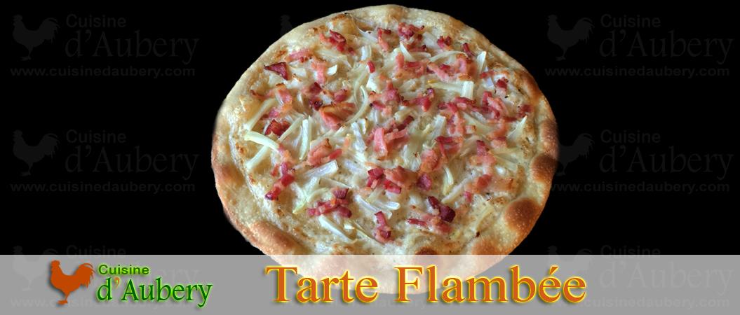La Tarte Flambée de Jacquy Pfeiffer (Flàmmeküeche)