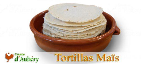 Les Tortillas Mexicaines au Maïs (Base pour Tacos) d' Alex Stupak