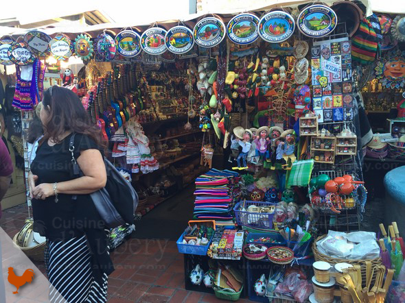 Olvera Street, Los Angeles