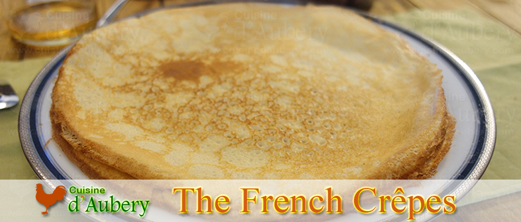 Perfect French Sweet Crepes Recipe (Pierre Hermé)