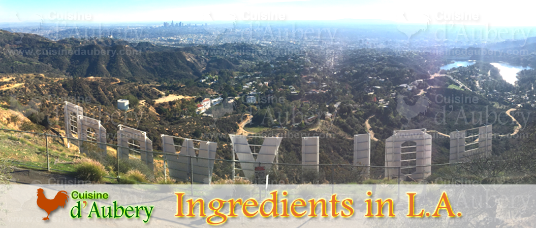 Where can I find those ingredients in Los Angeles ?