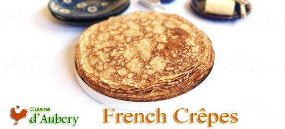 Pierre Hermé's Orange and Grand Marnier Crepes