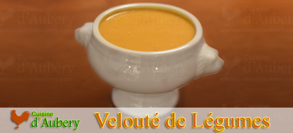 Le Velouté Carottes Poireaux aux Épices de Bernard Laurance