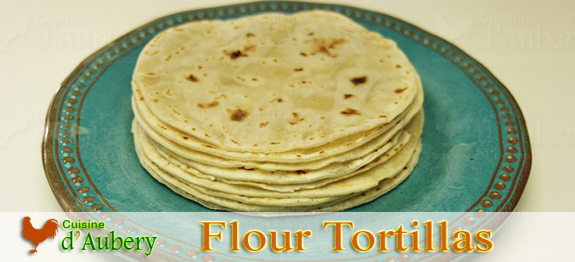Alex Stupak's Mexican Flour Tortilla