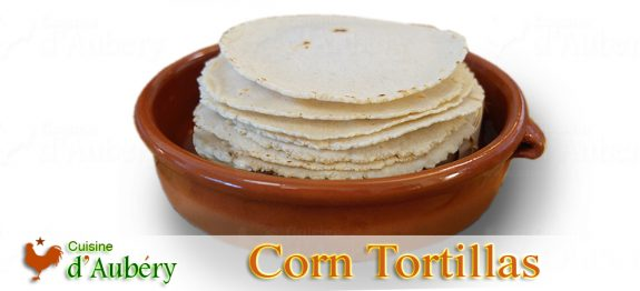 Alex Stupak's Mexican Corn Tortilla