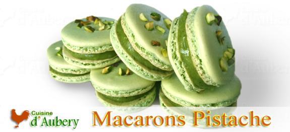 Les Macarons Pistache de Lenôtre (à tomber par terre)