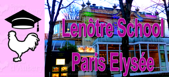 Cooking Classes: Culinary School Lenôtre, Paris (France)