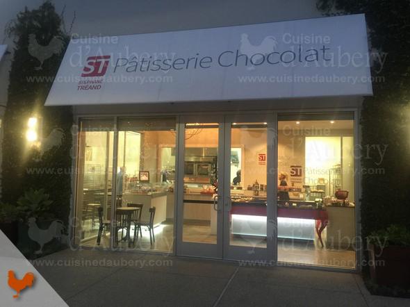 Cours de Pâtisserie de Stéphane Tréand, Costa Mesa