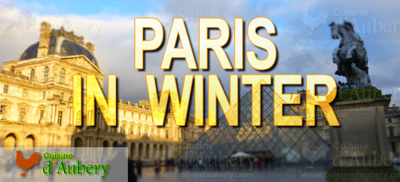 Culinary Weekend in Paris (winter)