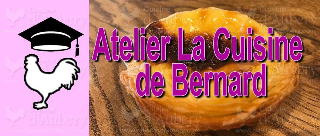 Atelier : La Cuisine de Bernard Laurance