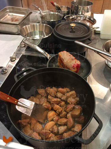 Cours de cuisine Ducasse Paris, BHV Marais