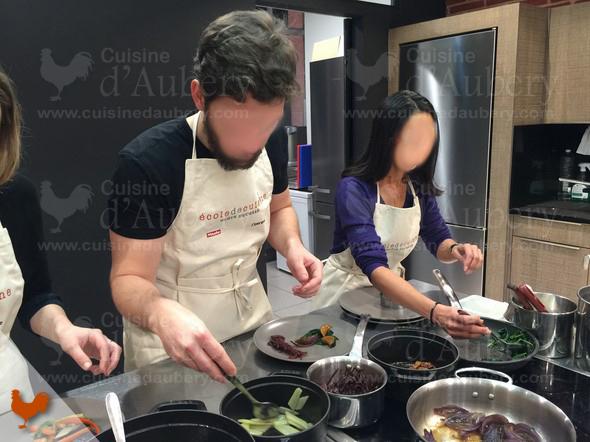 cours de cuisine: ducasse paris, bhv marais - Cours De Cuisine Paris 11