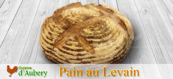 Faire son pain au levain à la maison n'est pas si difficile, il suffit de respecter les conseils et d'être patient, mais le résultat en vaut l'effort... Un pain traditionnel au gout incomparable