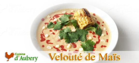 Velouté Mexicain de Maïs au Chipotlé