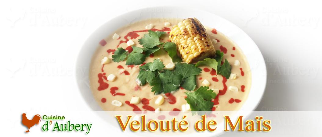 Velouté Mexicain de Maïs au Chipotlé de Pati Jinich