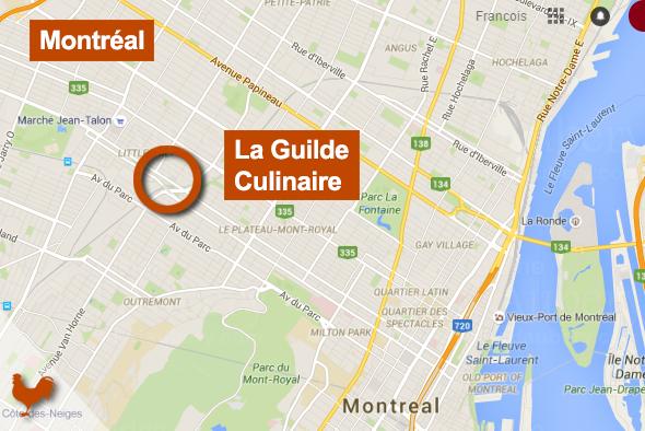 La Guilde Culinaire de Montréal