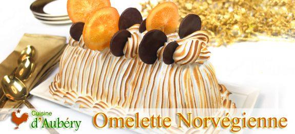 L'Omelette Norvégienne au Grand Marnier de M.O.F Stéphane Tréand