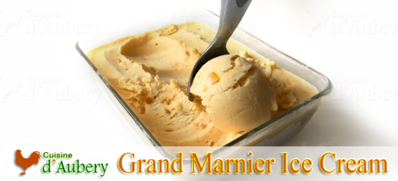 Stéphane Tréand's Grand Marnier Ice Cream