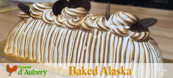 The ultimate cake for Ice Cream lovers, with Grand Marnier and Almond flavors.... a real treat
