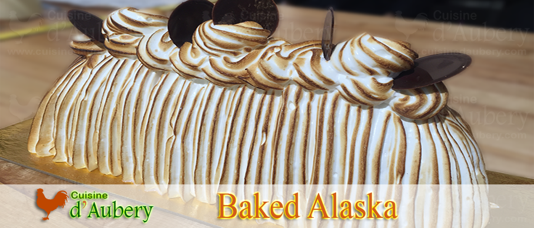 The Fabulous Baked Alaska with Grand Marnier