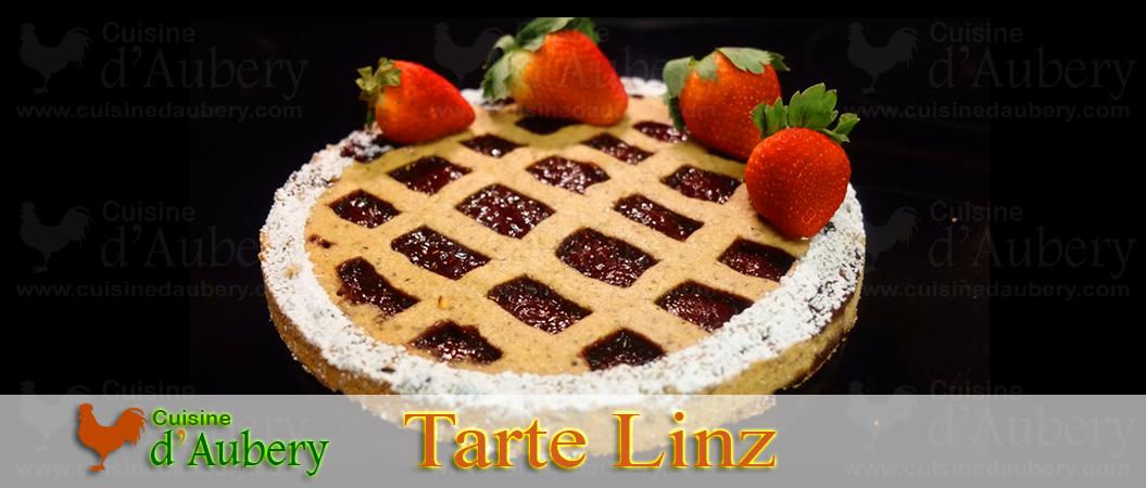 La Tarte Linz de Jacquy Pfeiffer