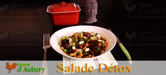 La salade Détox Californienne