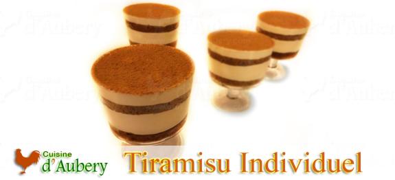 Encore une recette de Tiramisu.... et oui, sauf que son auteur est un chef pâtissier d'un grand hotel Parisien, et qui fait de cette recette ZE recette de Tiramisu !