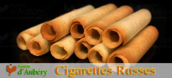 """Les Cigarettes Russes """"à la Delacre"""" de Frédéric Anton"""