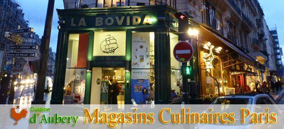 Les Magasins de Cuisine et Pâtisserie à Paris (Matériel et ustensiles)