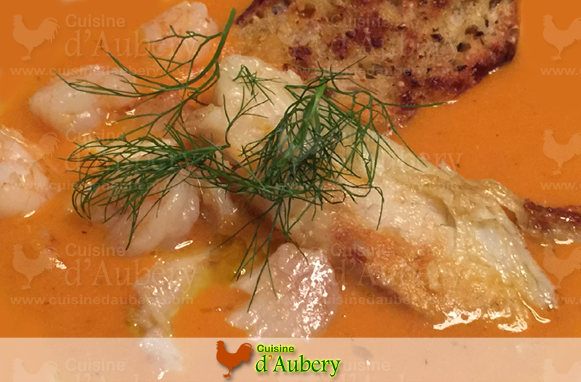 French fish bouillabaise stew for French fish recipes