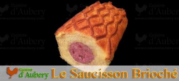 Le Saucisson Brioché, une tradition Lyonnaise