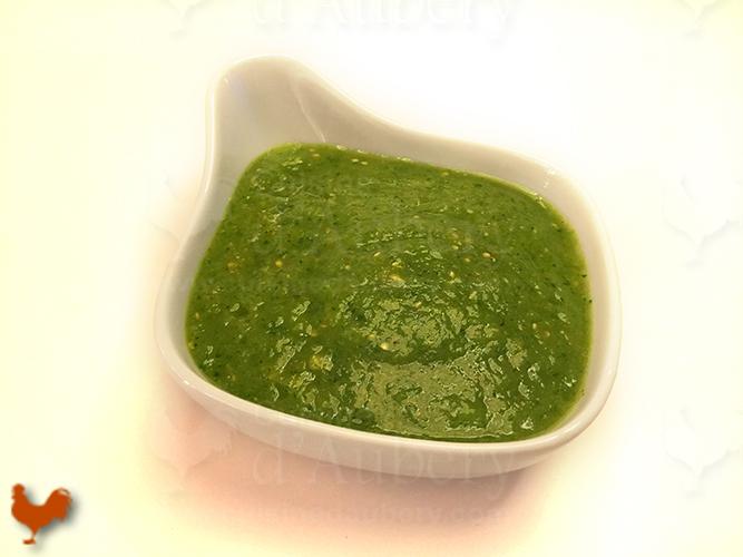 La Salsa Verde Rapide