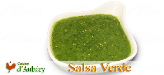 Easy Mexican Salsa Verde