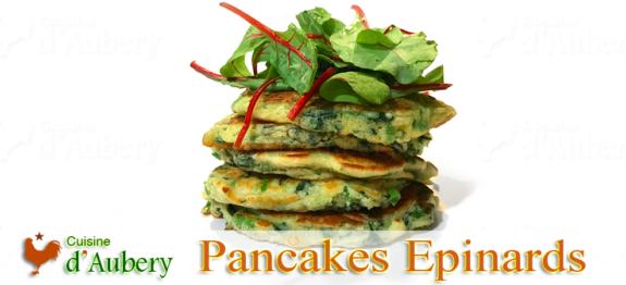Les Pancakes aux Épinards au beurre citronné de Yotam Ottolenghi