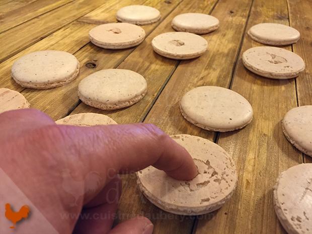 Recette des Macarons Beurre Salé
