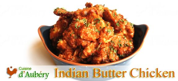 Jamie Oliver's Indian Butter Chicken