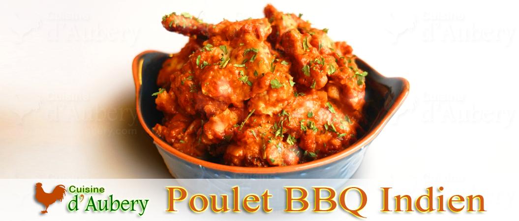 Le Barbecue de Poulet à la sauce indienne de Jamie Oliver