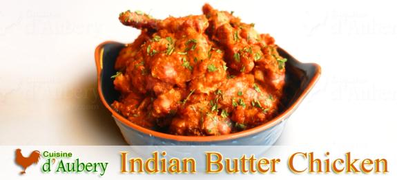 Jamie Oliver's Indian Butter Chicken
