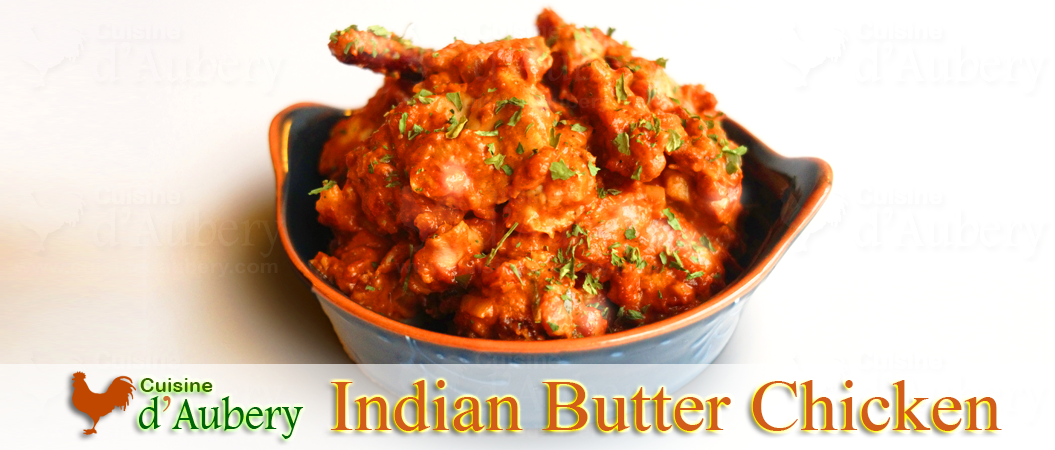 The Indian Butter Chicken of Jamie Oliver