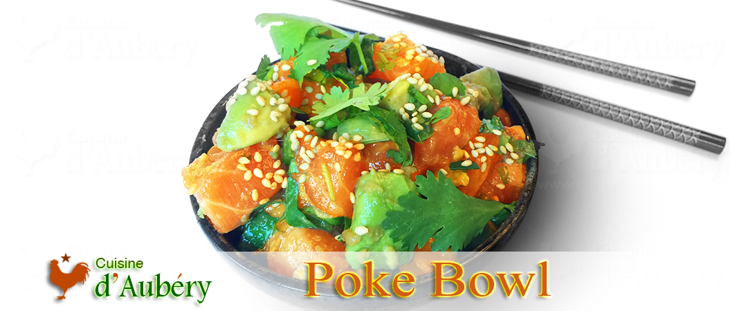 Poke Bowl, Honolulu style