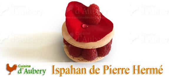 L'Ispahan de Pierre Hermé
