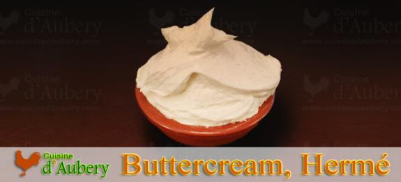Pierre Hermé's French Buttercream
