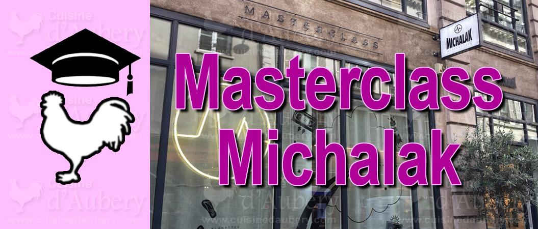 Cours de Cuisine : La Masterclass de Christophe Michalak